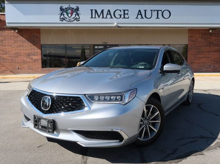 2018 Acura TLX w/Technology Pkg West Jordan UT