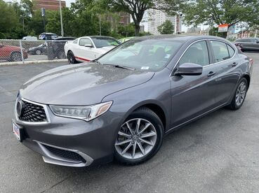 2018_Acura_TLX_w/Technology Pkg_ Worcester MA