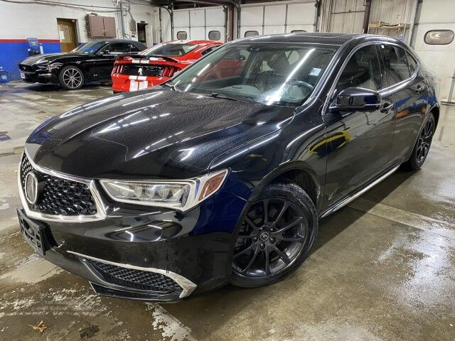 2018 Acura TLX w/Technology Pkg Worcester MA