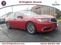 Acura TLX w/Technology Pkg 2018