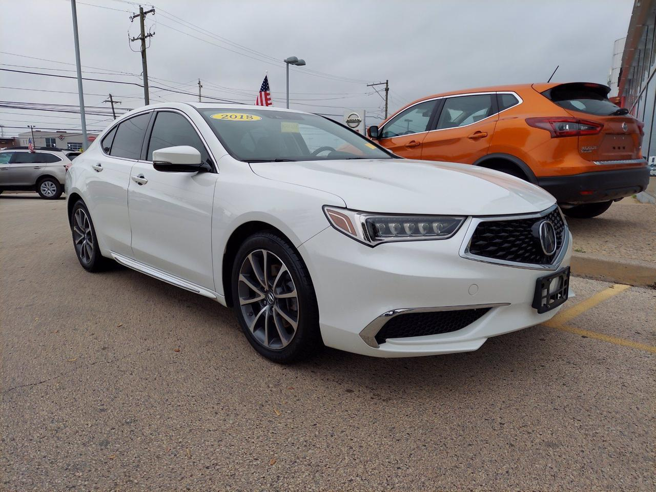 2018 Acura TLX with Technology Pkg Conshohocken PA