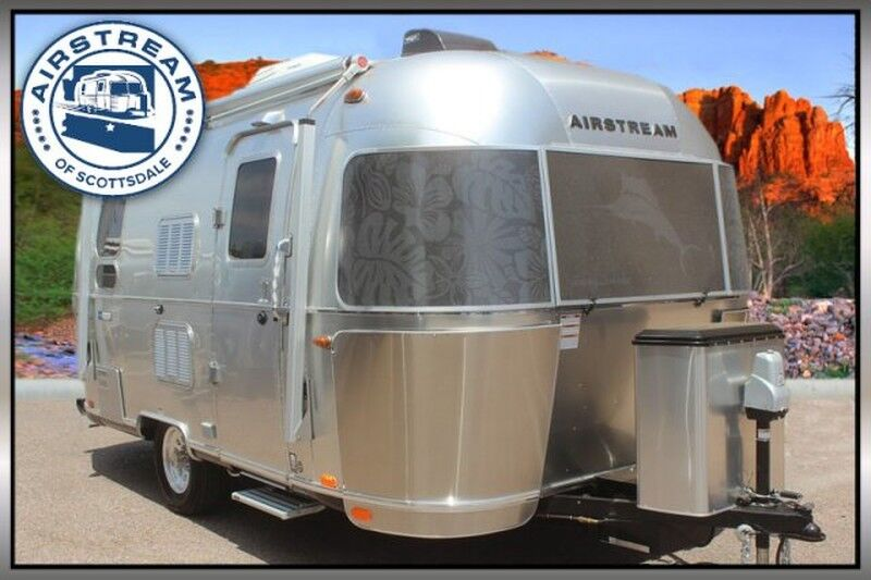 2018 Airstream Tommy Bahama 19CB Travel Trailer