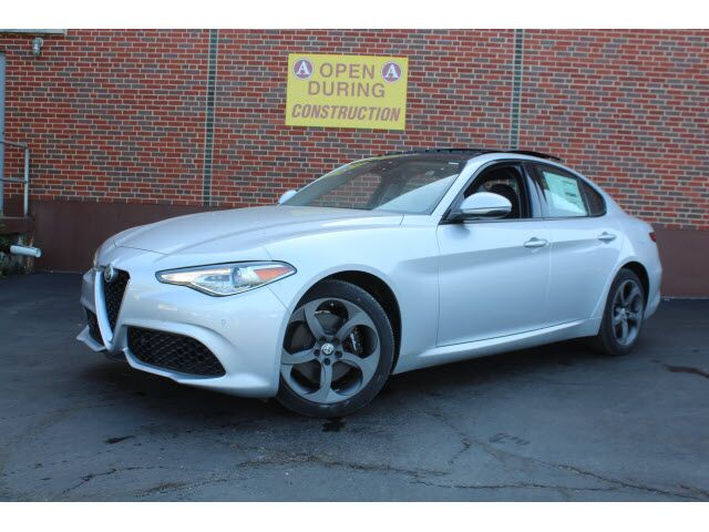2018 Alfa Romeo Giulia Sport Merriam KS