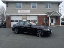 2018_Alfa Romeo_Giulia_Ti Sport_ East Windsor CT