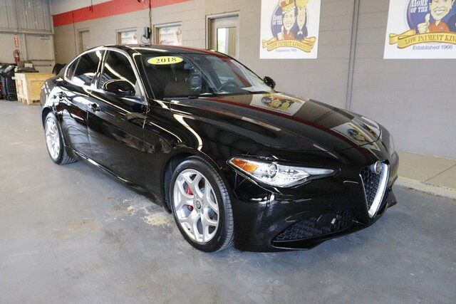 2018 Alfa Romeo Giulia Ti Winter Haven FL