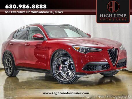2018_Alfa Romeo_Stelvio__ Willowbrook IL