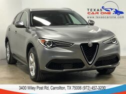 2018_Alfa Romeo_Stelvio_AWD AUTOMATIC LEATHER SEATS REAR CAMERA BLUETOOTH_ Carrollton TX