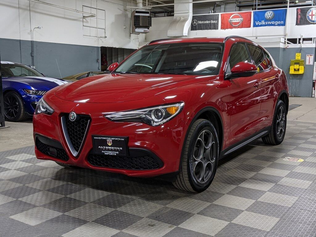 2018 Alfa Romeo Stelvio Base Denver CO