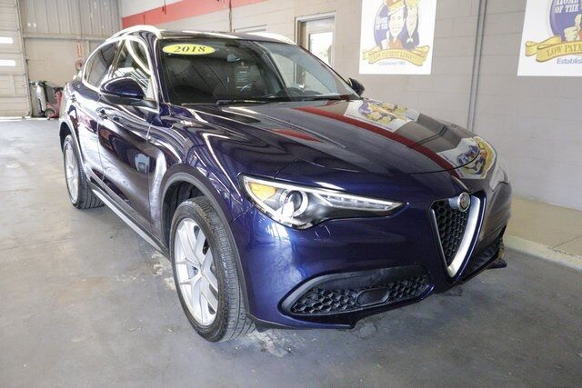 2018 Alfa Romeo Stelvio Base Winter Haven FL