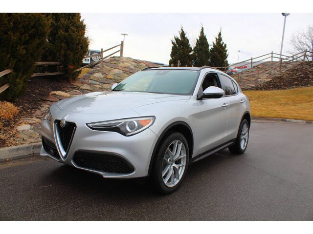 2018 Alfa Romeo Stelvio Sport Merriam KS