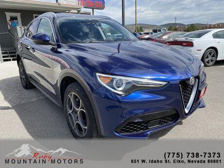 2018 Alfa Romeo Stelvio TI Elko NV