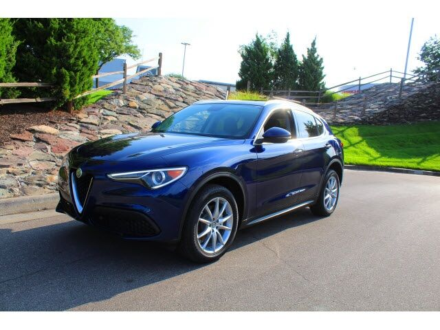 2018 Alfa Romeo Stelvio Ti AWD Merriam KS