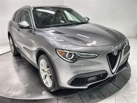 2018_Alfa Romeo_Stelvio_Ti CAM,PANO,HTD STS,BLIND SPOT,19IN WLS_ Plano TX