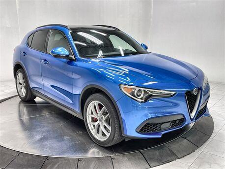 2018_Alfa Romeo_Stelvio_Ti CAM,PANO,HTD STS,PARK ASST,20IN WLS_ Plano TX