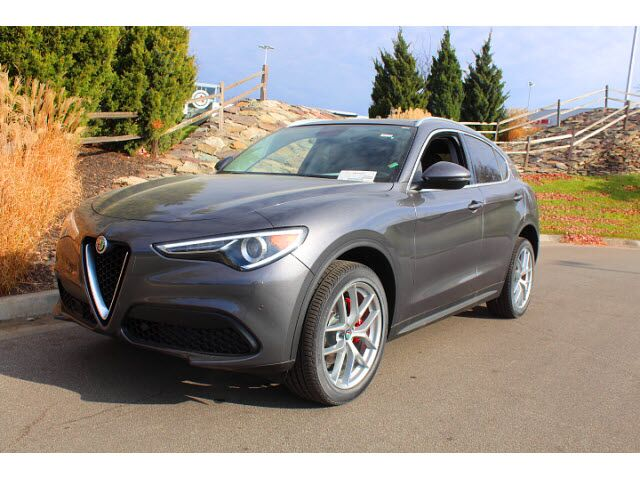 2018 Alfa Romeo Stelvio Ti Merriam KS