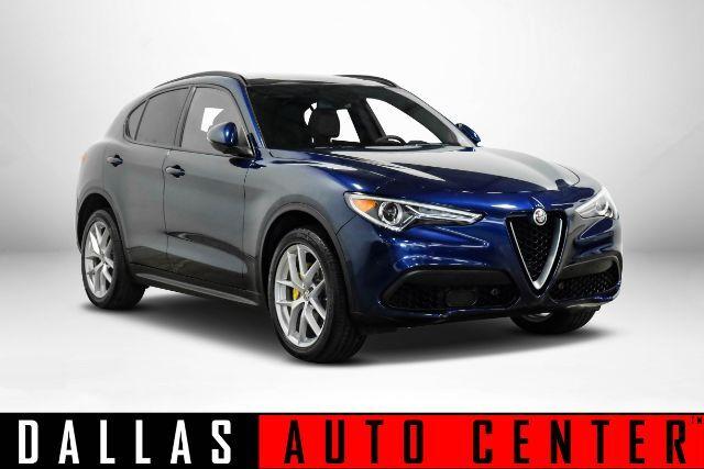 2018 Alfa Romeo Stelvio Ti Sport Carrollton TX