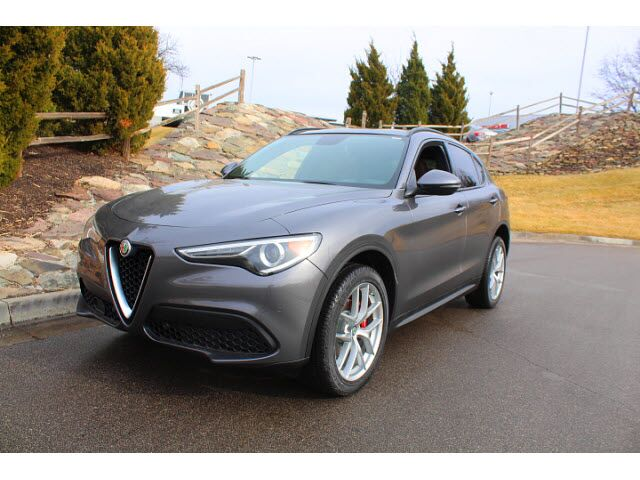 2018 Alfa Romeo Stelvio Ti Sport Merriam KS