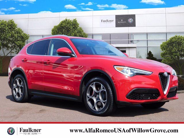 2018 Alfa Romeo Stelvio Ti Willow Grove PA