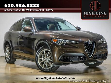 2018_Alfa Romeo_Stelvio_Ti_ Willowbrook IL