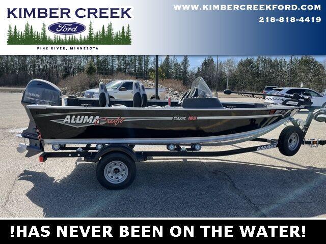 2018 Alumacraft No Model 165CS Pine River MN