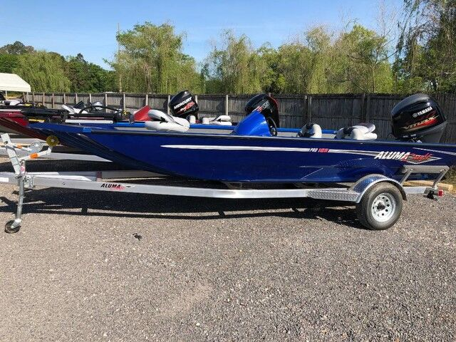 2018 Alumacraft PRO 185 Bass Boat Mobile AL