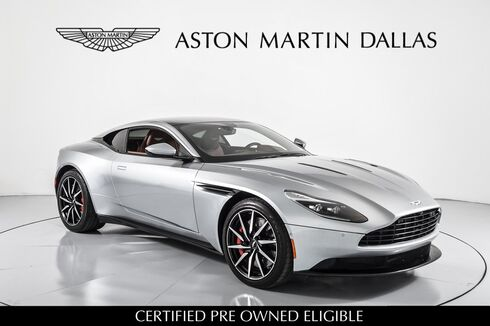 2018_Aston Martin_DB11__ Dallas TX