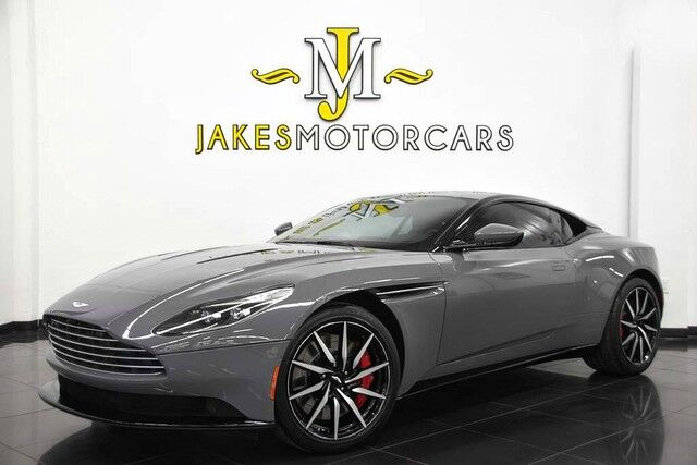 2018 Aston Martin DB11 V12 Coupe ($240,629 MSRP)