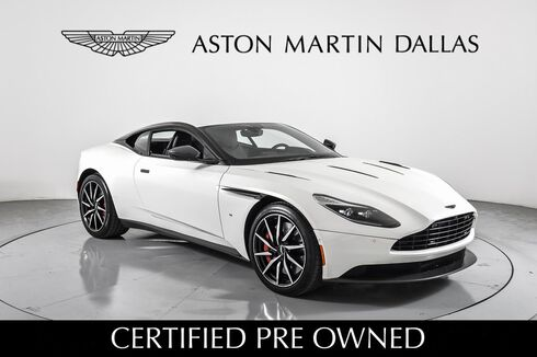 2018_Aston Martin_DB11_V12 Coupe_ Dallas TX