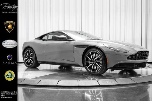 2018 Aston Martin DB11 V8 North Miami FL