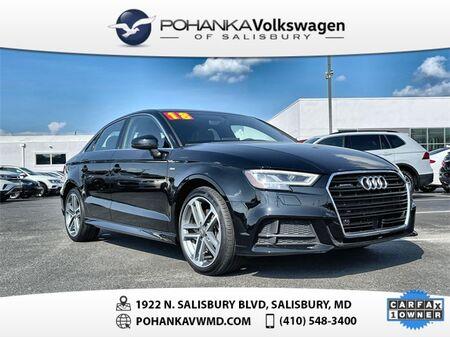 2018_Audi_A3_2.0T Premium Plus quattro_ Salisbury MD