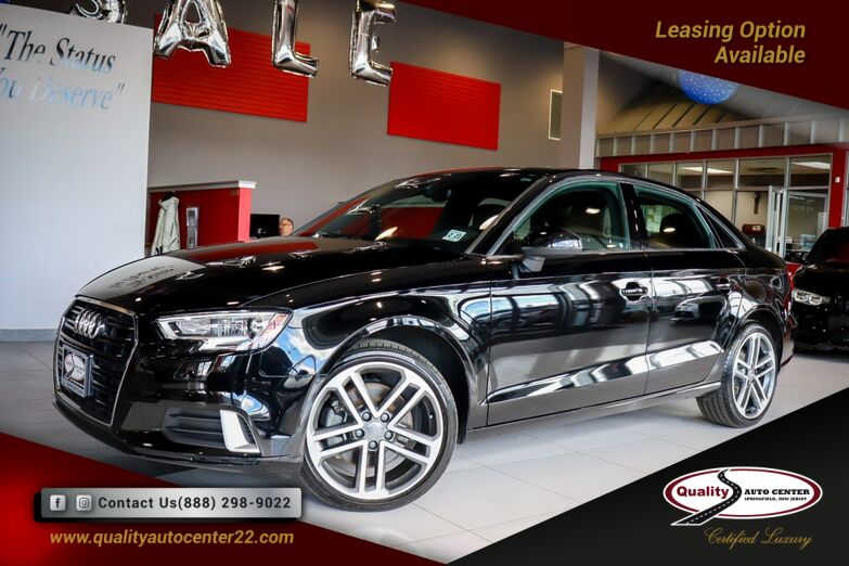 2018 Audi A3 Sedan Convenience Pkg, 18'' Wheels Premium Convenience PKG 18'' Wheels Springfield NJ