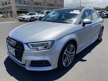 2018_Audi_A3 Sedan_Premium Plus_ Kihei HI