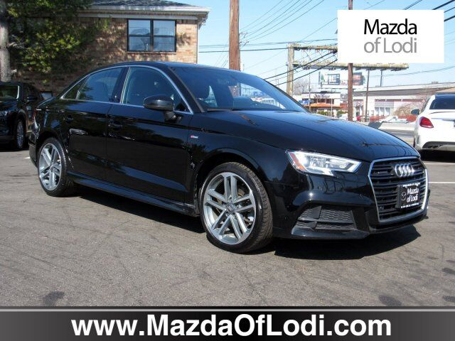 2018 Audi A3 Sedan Premium Plus Lodi NJ