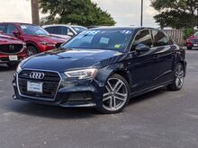 2018 Audi A3 Sedan Premium Plus San Antonio TX