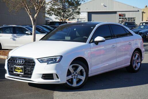 2018_Audi_A3 Sedan_Premium_ San Rafael CA