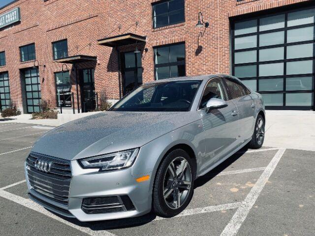 2018 Audi A4 2.0 TFSI Premium Plus quattro 7A Bountiful UT