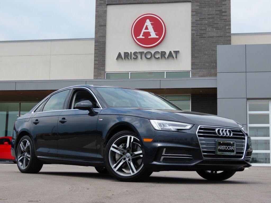 2018 Audi A4 2.0T Premium Merriam KS