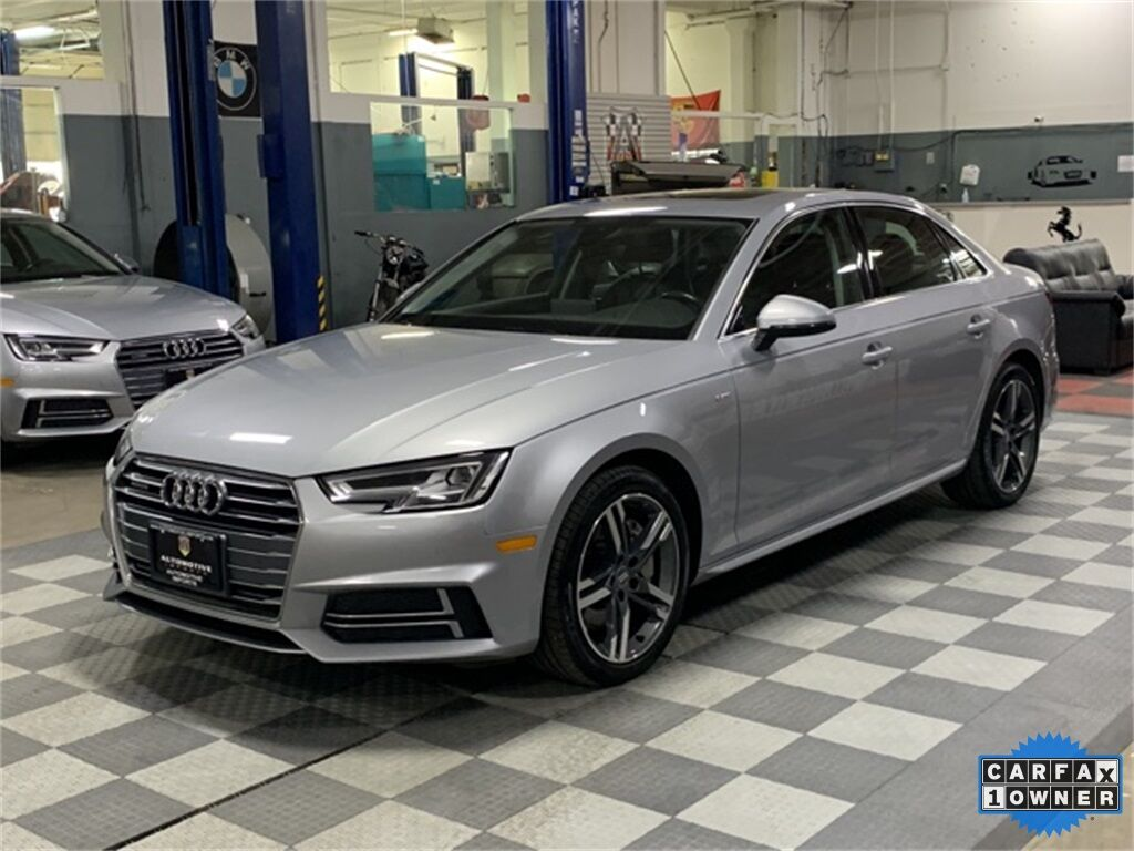 2018 Audi A4 2.0T Premium Plus Denver CO
