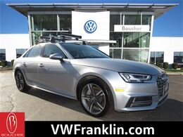 Used Audi A4 Franklin Wi