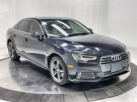 2018_Audi_A4_2.0T ultra Premium CAM,SUNROOF,HTD STS,18IN WLS_ Plano TX