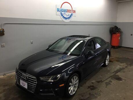 2018 Audi A4 Premium Holliston MA