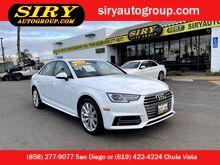 2018_Audi_A4_Premium_ San Diego CA