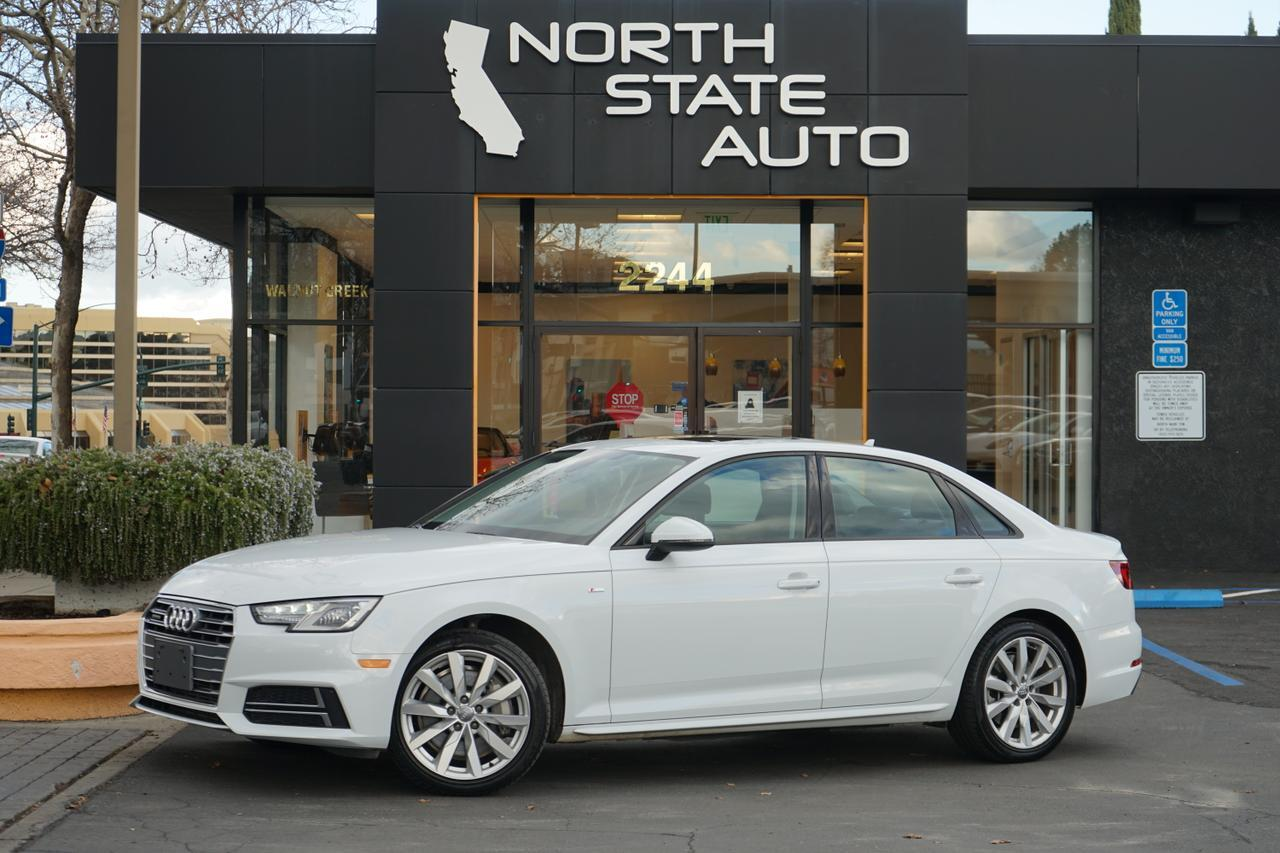2018 Audi A4 Premium Walnut Creek CA