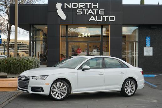 2018 Audi A4 Premium Walnut Creek CA