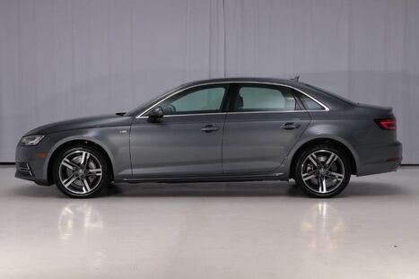 2018_Audi_A4 Quattro AWD_Premium Plus 6MT_ West Chester PA