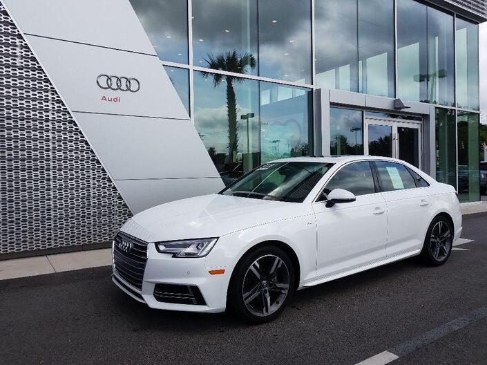 2018 Audi A4 Tech Premium Plus Columbia SC