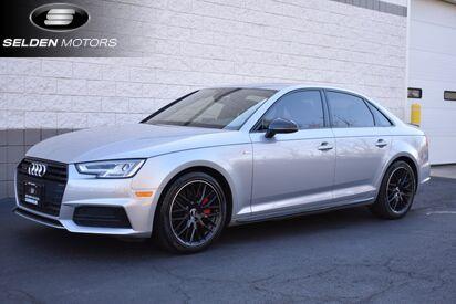 2018 Audi A4 Tech Premium Plus Quattro