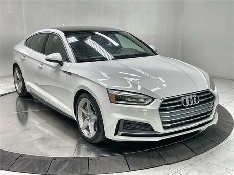 2018_Audi_A5_2.0T Premium CAM,PANO,KEY-GO,18IN WHLS,HID LIGHTS_ Plano TX