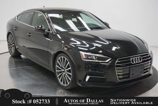 2018_Audi_A5_2.0T Premium+ NAV,CAM,SUNROOF,HTD STS,BLIND SPOT_ Plano TX