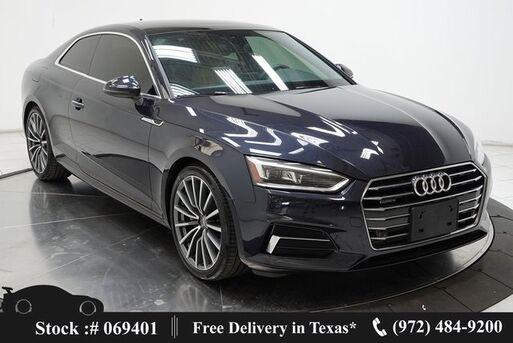 2018_Audi_A5_2.0T Premium+ NAV,CAM,SUNROOF,HTD STS,BLIND SPOT_ Plano TX